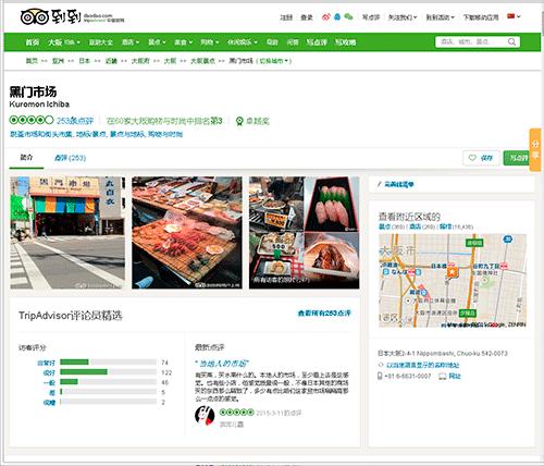 黒門市場 中国